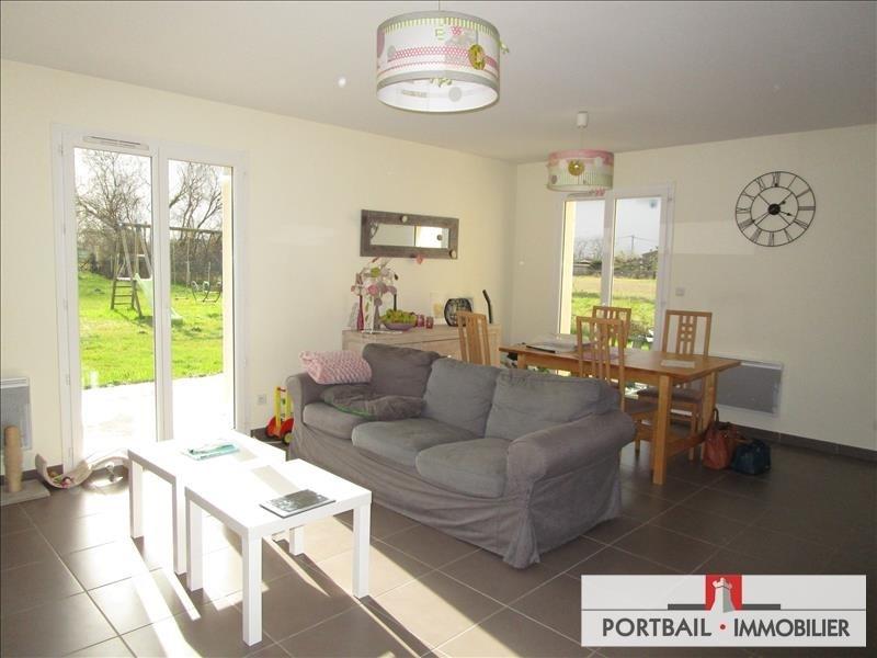 Vente maison / villa Cartelegue 153000€ - Photo 3