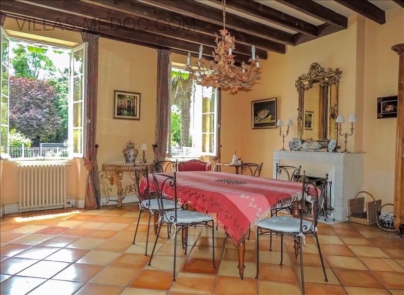 Vente maison / villa Civrac en medoc 460000€ - Photo 6