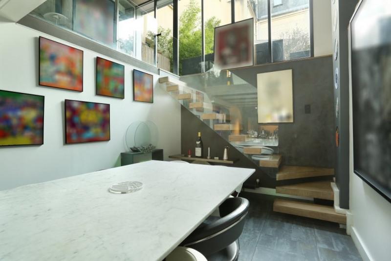 Vente de prestige hôtel particulier Neuilly-sur-seine 3250000€ - Photo 6