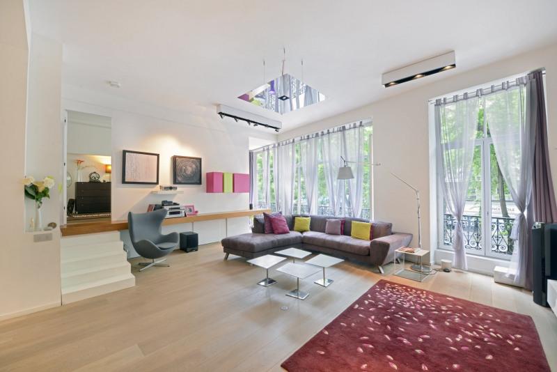 Vente de prestige appartement Paris 10ème 1540000€ - Photo 1