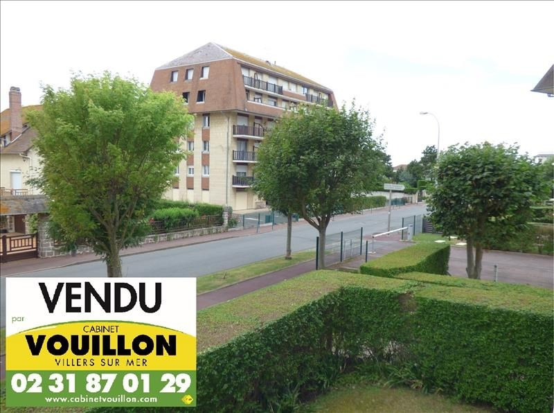 Vente appartement Villers sur mer 118 000€ - Photo 1