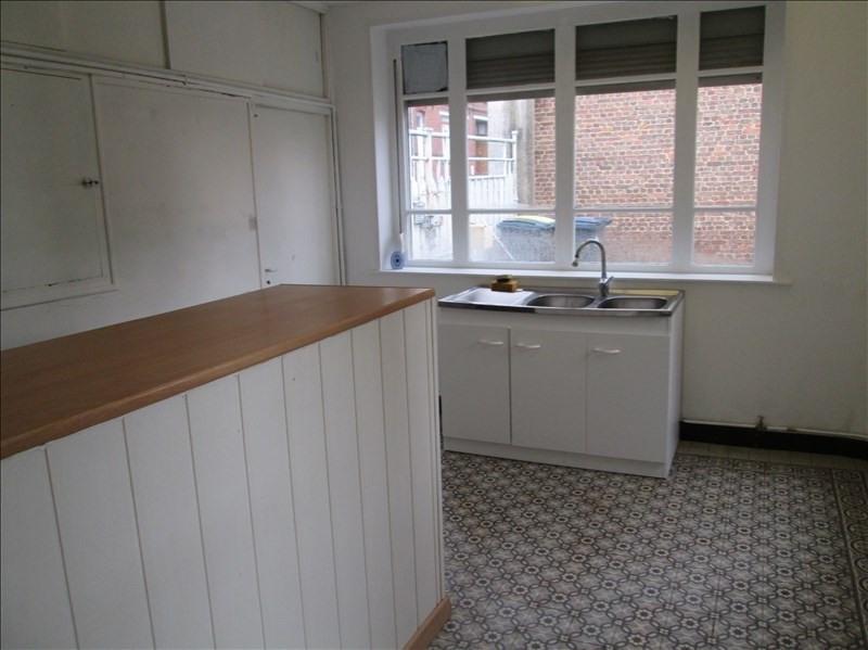 Vente maison / villa Oisy le verger 167000€ - Photo 9