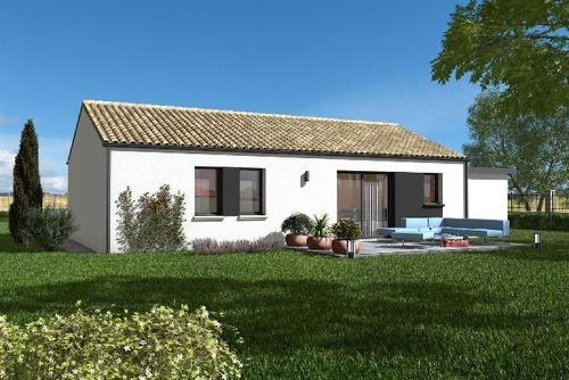 Maison  4 pièces + Terrain 1092 m² Vivonne par maisons PRIMEA