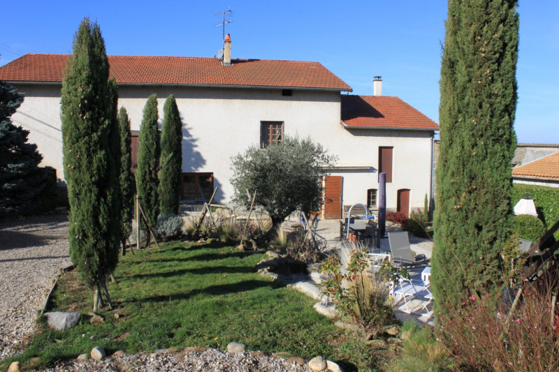Sale house / villa Eyzin pinet 325 000€ - Picture 1