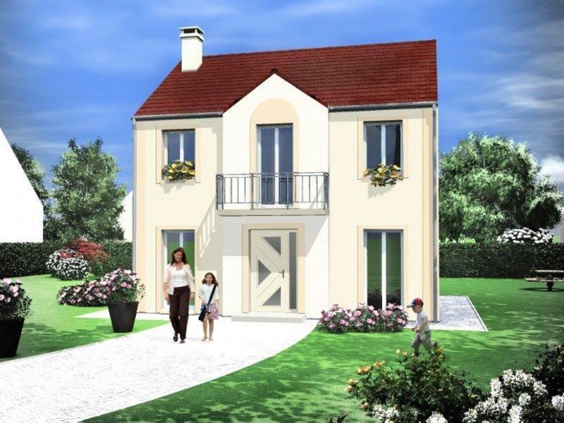 Maison  6 pièces + Terrain 646 m² Grand-Couronne par RESIDENCES INTER ROUEN
