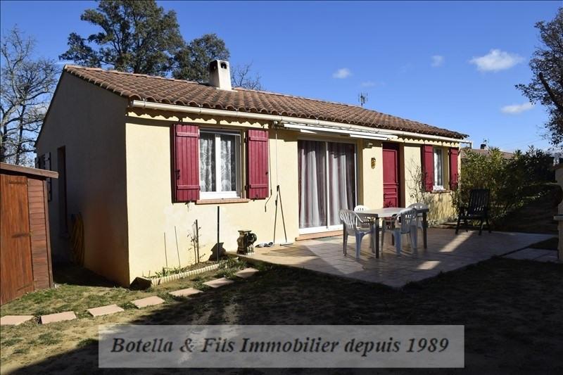 Sale house / villa Cavillargues 195000€ - Picture 1