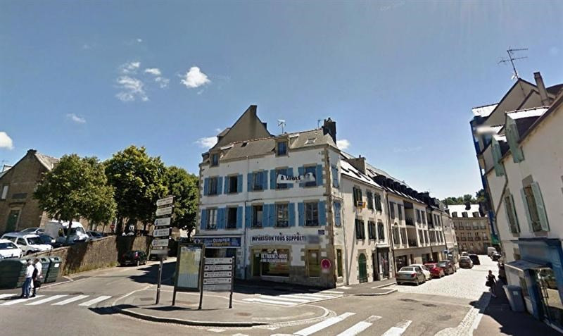 Location Local commercial Quimper 0