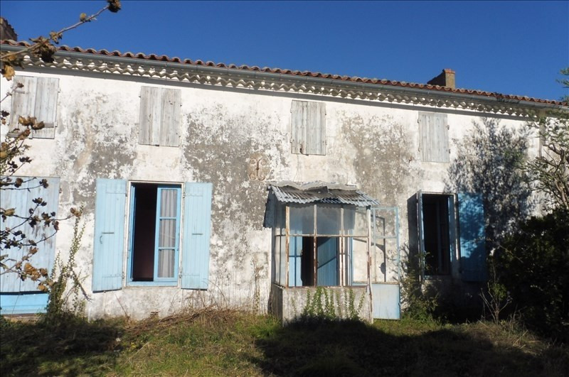 Vente maison / villa Aux portes de royan 197950€ - Photo 1