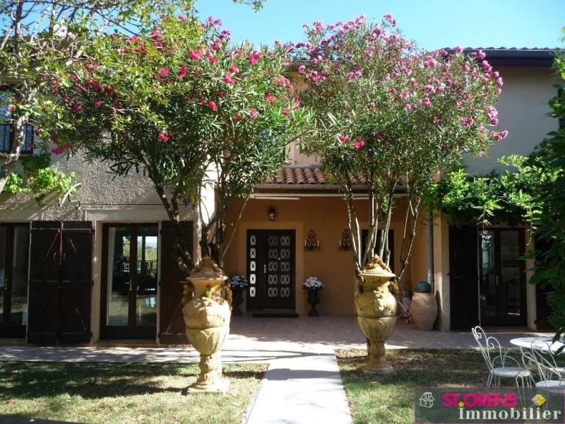 Deluxe sale house / villa Auzeville tolosane 650000€ - Picture 2