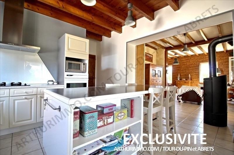 Sale house / villa La tour du pin 227000€ - Picture 5