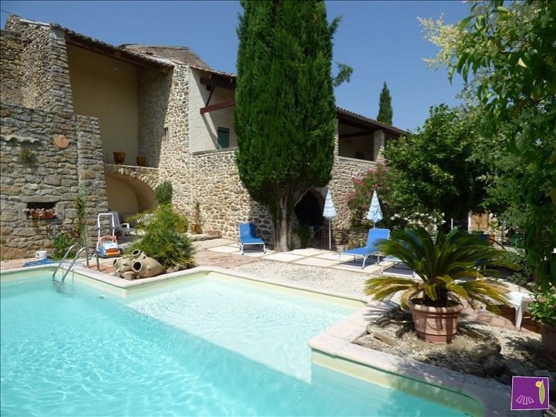 Vente de prestige maison / villa Barjac 995000€ - Photo 3