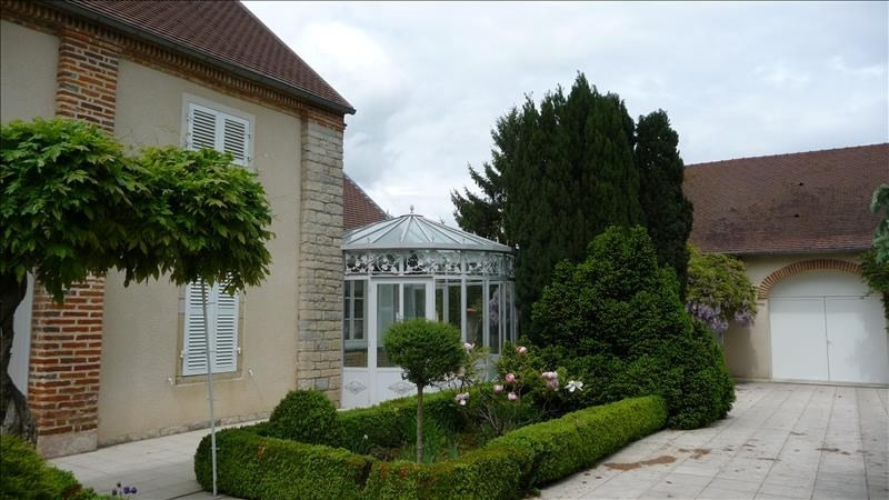 Sale house / villa Aiserey 339000€ - Picture 2