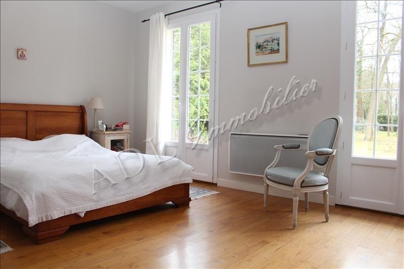 Deluxe sale house / villa Lamorlaye 603200€ - Picture 4