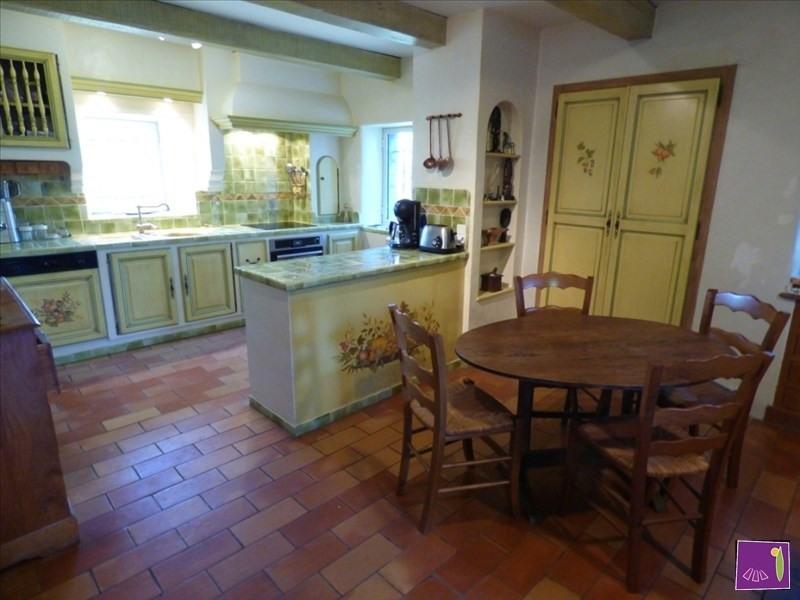Vente de prestige maison / villa Barjac 740000€ - Photo 4