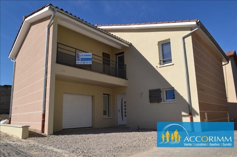 Vente maison / villa Toussieu 335000€ - Photo 9