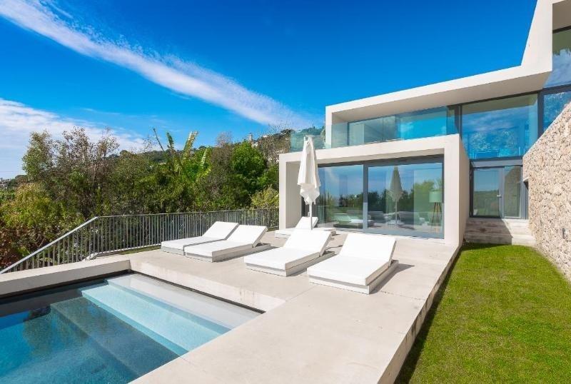 Vermietung von ferienwohnung haus Le golfe juan 7500€ - Fotografie 4