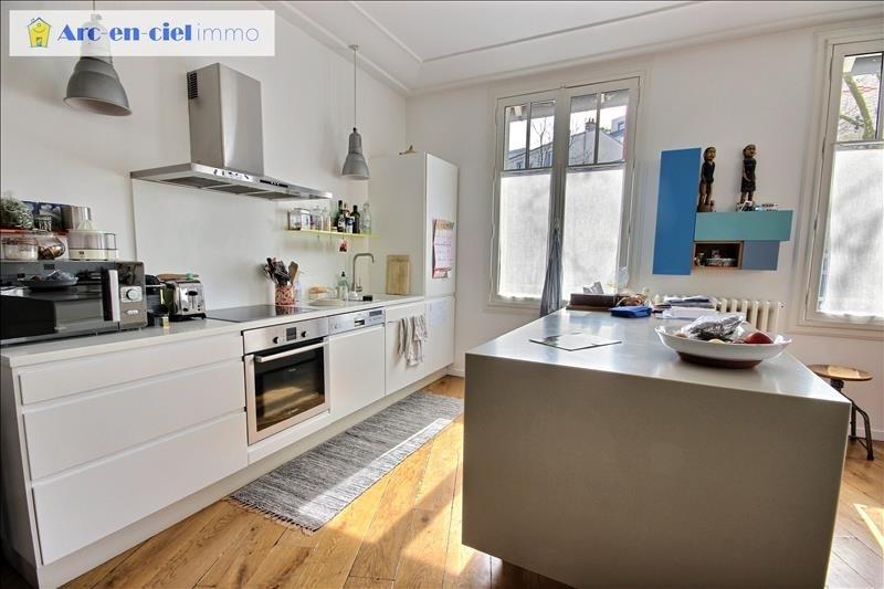 Deluxe sale apartment Paris 19ème 1099000€ - Picture 6