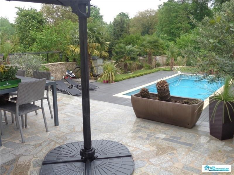 Sale house / villa La queue en brie 665000€ - Picture 2