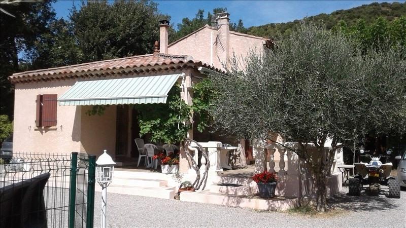 Sale house / villa Greoux les bains 420000€ - Picture 1
