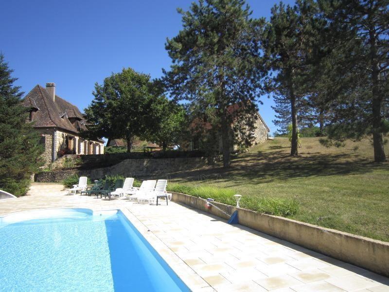 Deluxe sale house / villa Le bugue 678000€ - Picture 1
