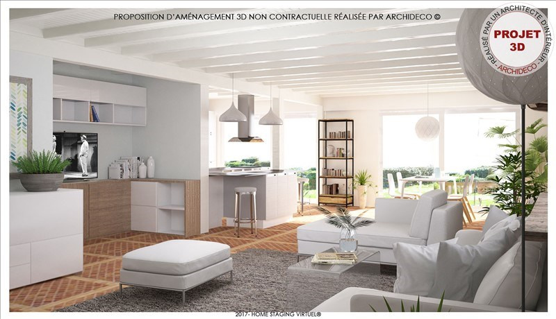 Vente de prestige maison / villa Clohars carnoet 695000€ - Photo 3