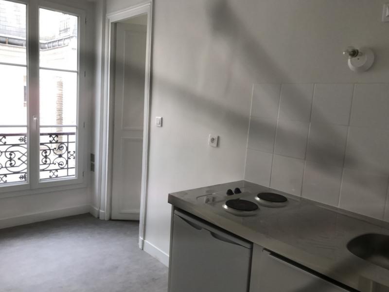 Rental apartment Paris 18ème 780€ CC - Picture 1