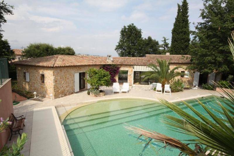 Deluxe sale house / villa Biot 1490000€ - Picture 1