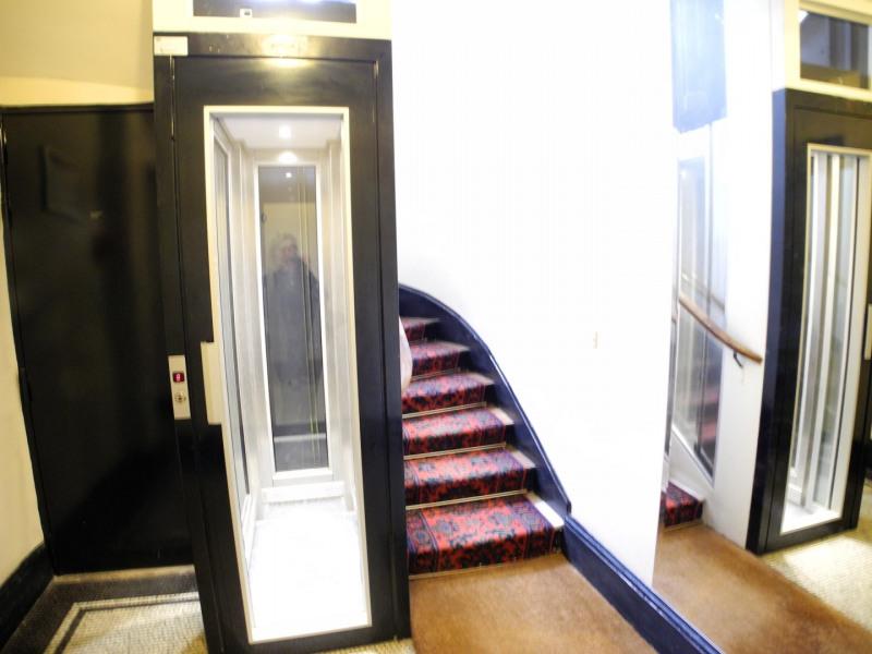 Vente appartement Paris 17ème 105000€ - Photo 3