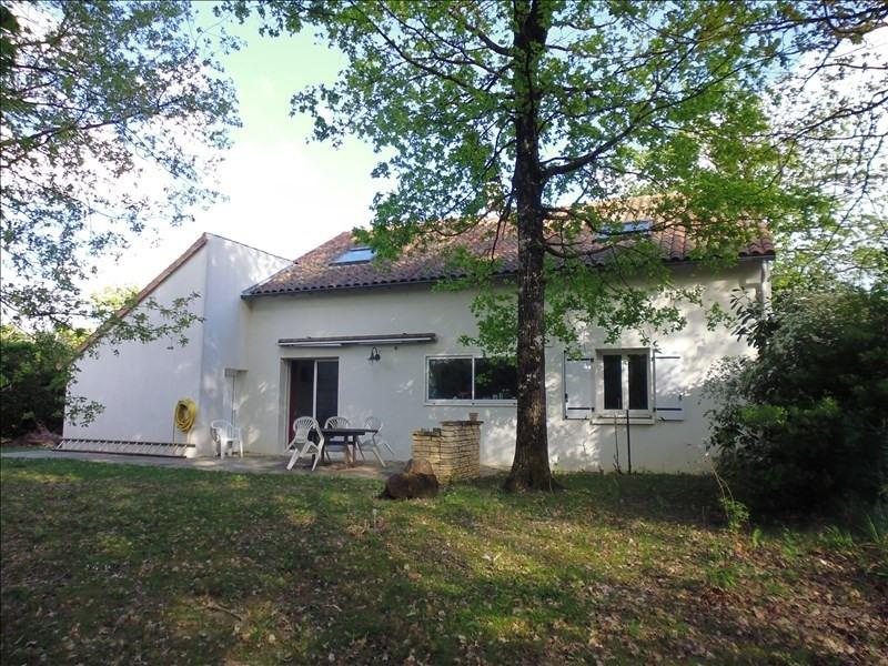 Venta  casa Mignaloux beauvoir 217000€ - Fotografía 1