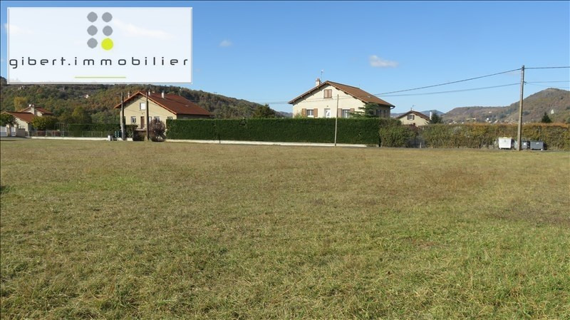 Vente terrain Coubon 58 500€ - Photo 1