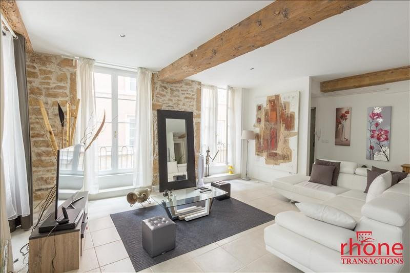 Vente appartement Lyon 1er 455000€ - Photo 1