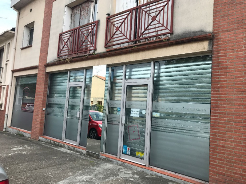 Rental empty room/storage Colomiers 1 735€ CC - Picture 1