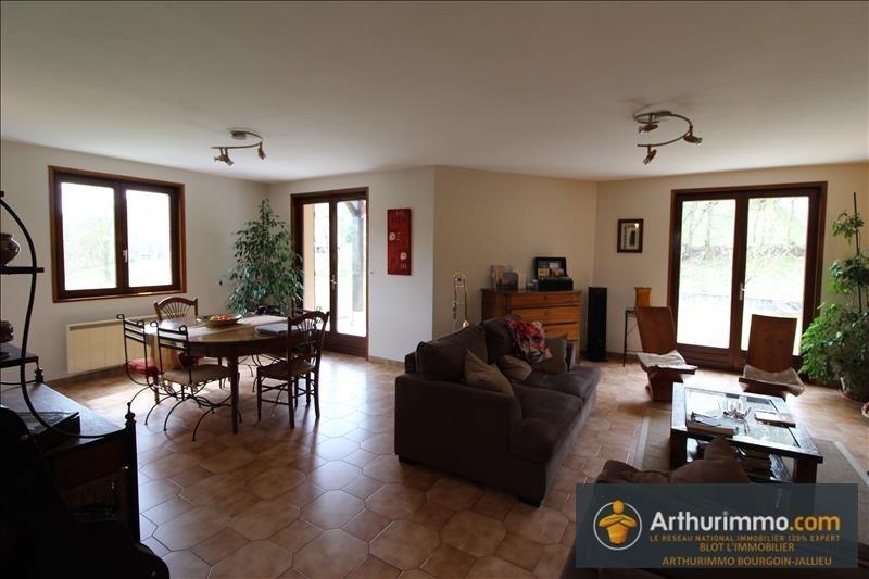 Sale house / villa Les eparres 275000€ - Picture 5