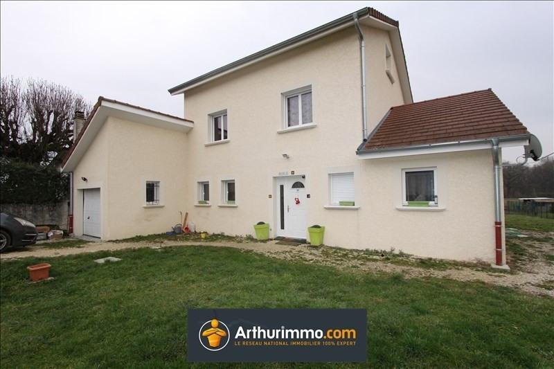 Vente maison / villa Morestel 280000€ - Photo 1