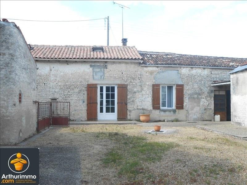 Sale house / villa Aulnay 92880€ - Picture 1
