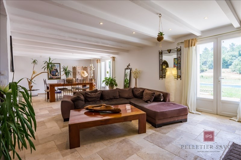 Deluxe sale house / villa Meyreuil 1 155 000€ - Picture 4