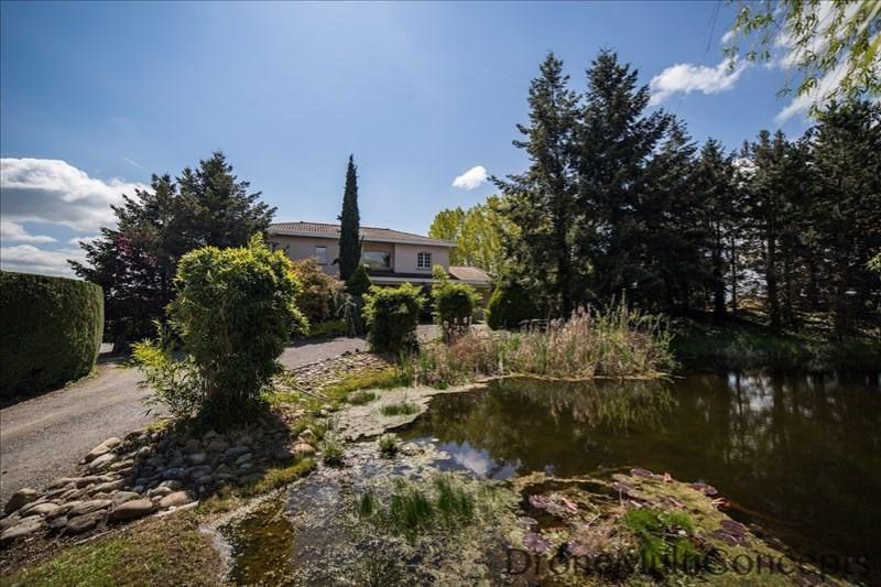 Vente maison / villa Sury le comtal 460000€ - Photo 7