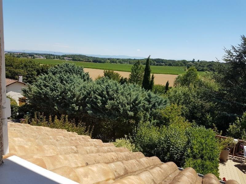 Deluxe sale house / villa Villette d anthon 450000€ - Picture 2