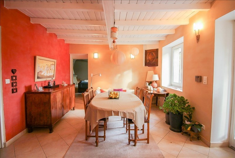 Vente maison / villa Monteux 461500€ - Photo 5