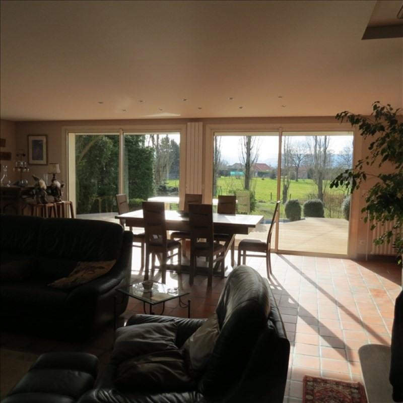 Sale house / villa St romain la motte 329000€ - Picture 5