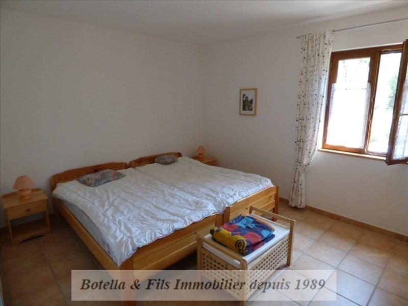 Vente maison / villa Barjac 270000€ - Photo 7