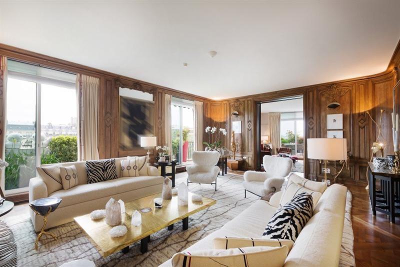 Verkoop van prestige  appartement Paris 16ème 8450000€ - Foto 2