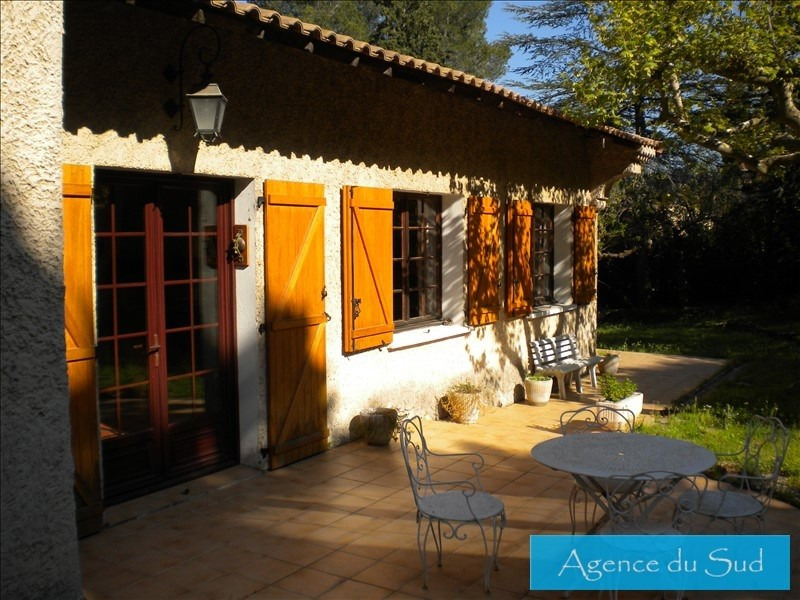 Vente maison / villa La bouilladisse 379000€ - Photo 8