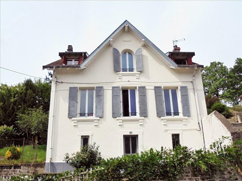 Vente maison / villa St die 112000€ - Photo 1
