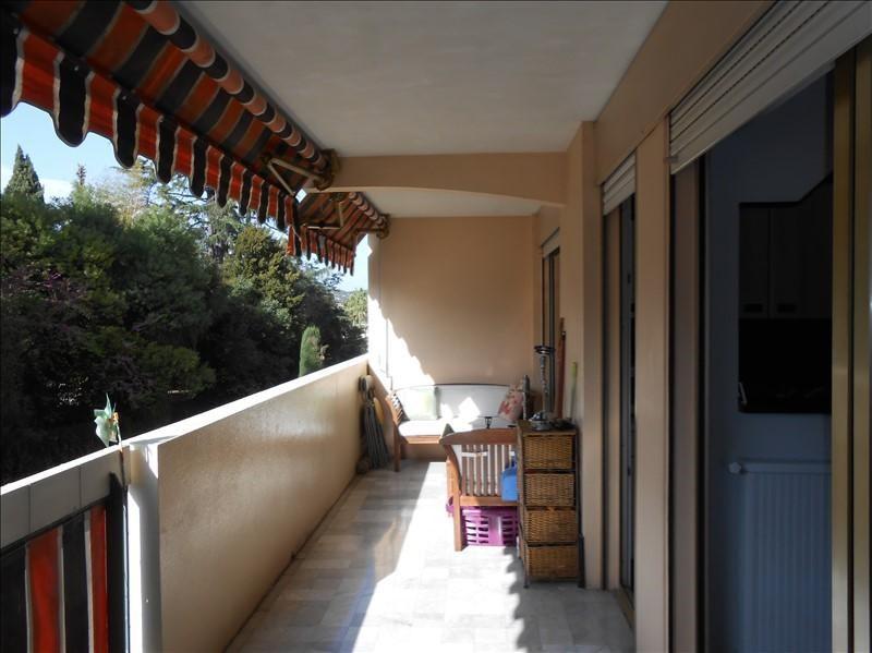 Sale apartment Le golfe juan 222600€ - Picture 6