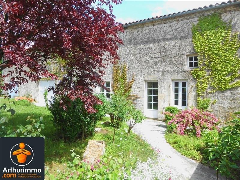 Sale house / villa Aulnay 97200€ - Picture 1