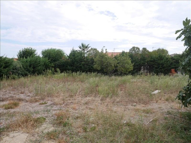 Venta  terreno St laurent de la salanque 96000€ - Fotografía 1