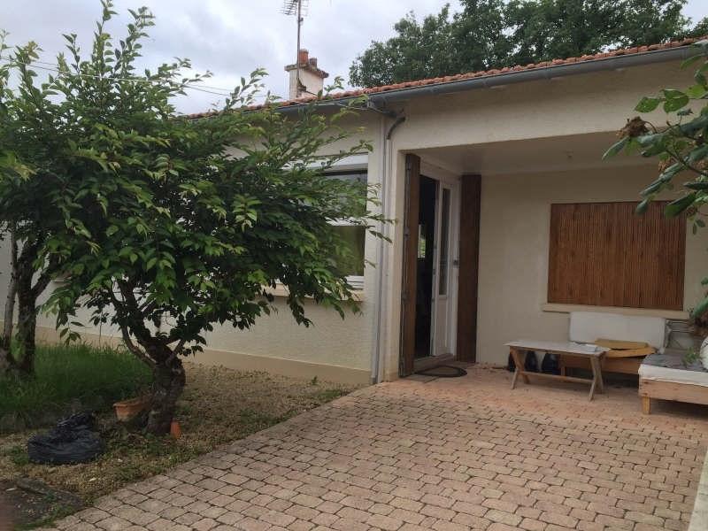 Produit d'investissement maison / villa Smarves 136500€ - Photo 1