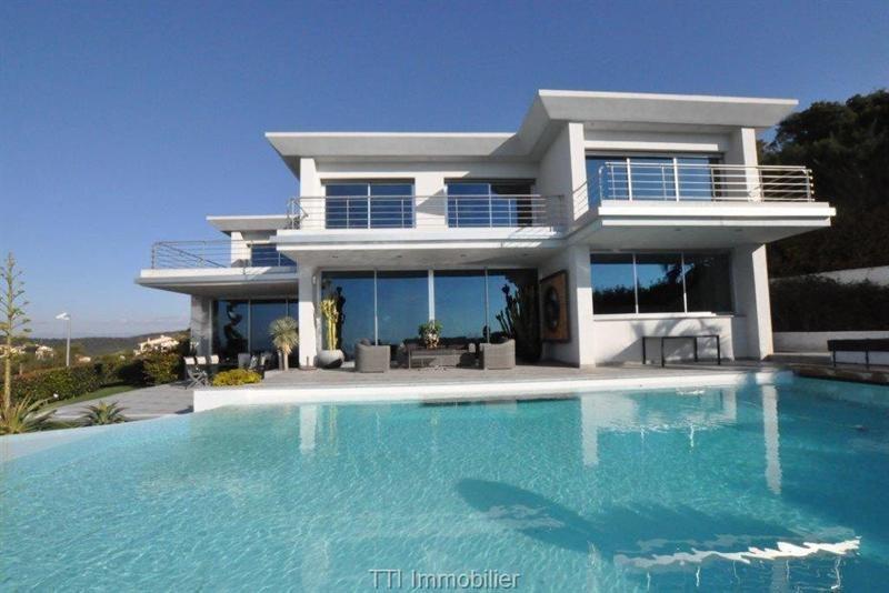 Vente de prestige maison / villa Les issambres 4725000€ - Photo 1