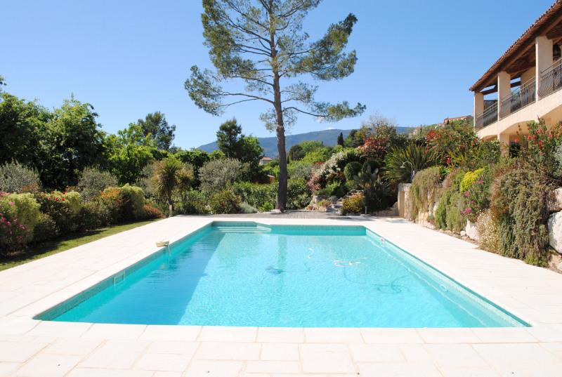 Venta de prestigio  casa Fayence 745000€ - Fotografía 2